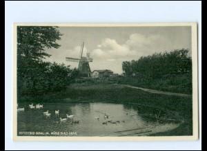 XX14202/ Graal-Müritz Windmühle in Alt-Graal AK 1933