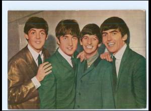 XX14218/ The Beatles Autogrammkarte ca.1965