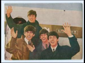 XX14215/ The Beatles Autogrammkarte ca.1965
