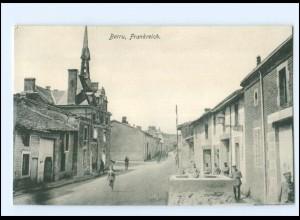 XX14531/ Berru Frankreich AK 1. Weltkrieg ca. 1915