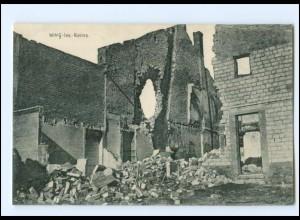 XX14533/ Witry-les-Reims zerstört Frankreich AK 1. Weltkrieg ca. 1915