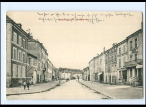 XX14557/ Baccarat Grande Rue Frankreich AK ca.1912 -541-