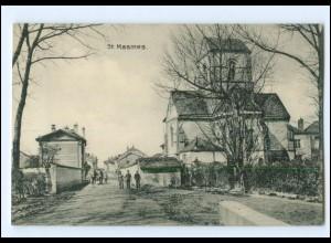XX14538/ St. Masmes Frankreich AK 1. Weltkrieg ca. 1915
