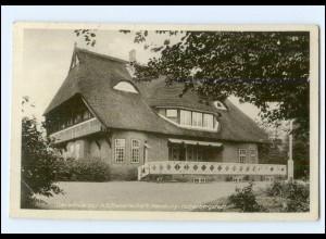 XX14571/ Hamburg Hohen-Bergstedt Gauschule der Frauenschaft AK ca.1938