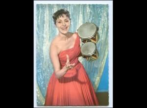 Y19956/ Caterina Valente schöne UFA AK ca. 1960