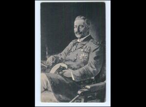 Y19982/ Kaiser Wilhelm als Großadmiral von Willy Stöwer Wohlfahrts AK