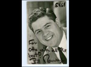 Y20000/ Bill Ramsey Original Autogramm 1964 Columbia AK