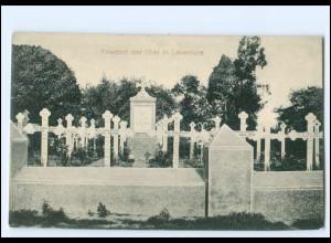 Y19987/ 1. Weltkrieg Friedhof der 13er in Laventure AK 1914/16