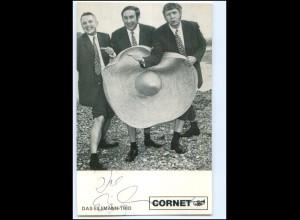 Y19971/ Das Eilemann-Trio Autogramm Cornet-Autogrammkarte
