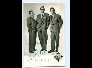 Y19969/ Die Peheiros Autogramm Telefunken AK ca.1960