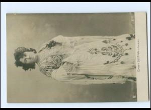 Y20008/ Opernsängerin Emmy Destinn in Carmen Foto AK 1906