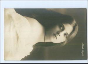 Y20009/ Schauspielerin Maudie Sharples Foto AK 1906