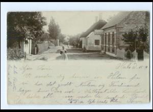 S2778/ Hals Dänemark 1903 Foto AK
