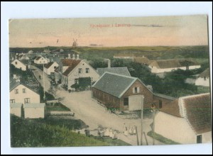 S2781/ Hovedgaden i Lonstrup Dänemark AK 1912