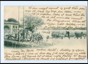 S2852/ Colombo Ceylon AK 1903