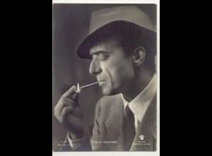 T1172/ Rauchen Schauspieler Fosco Giachetti mit Zigarette Foto AK ca.1940
