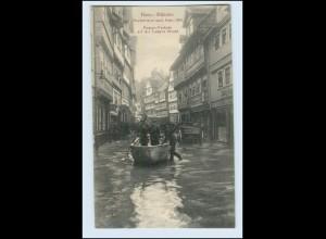 N7051-3510/ Hann Münden Hochwasser 1909 AK