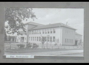 Neg4839/ Peine Kreisberufsschule altes Negativ 50er Jahre