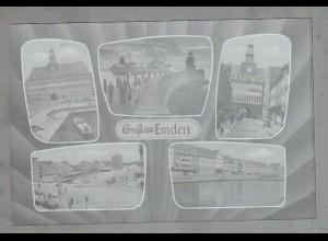 Neg4832/ Emden altes Negativ 50/60er Jahre