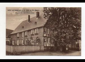 XX001423-181./ Tessin i. M. Gnoienerstraße AK ca.1925