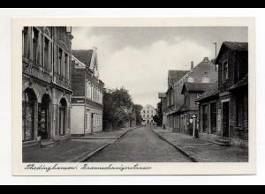 XX001417-2819/ Thedinghausen Braunschweigerstr. AK ca.1940