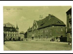 XX001426/ Haynau Bahnhof Schlesien AK ca.1912