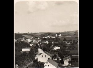 AK-0503/ Levin Schlesien Stereofoto ca.1905