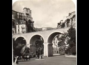 AK-0689/ Monaco Stereofoto ca.1905