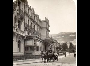AK-0691/ Monaco Hotel de Paris NPG Stereofoto ca.1905