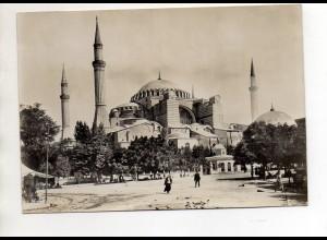 C3077/ Konstantinopel Hagia Sophia Türkei Foto 18 x 12,5 cm