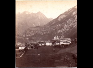 AK-01071/ Windisch Matrei Tirol Stereofoto v Alois Beer ~ 1900