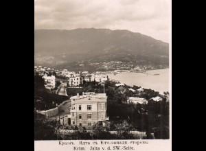 AK-1146/ Krim Jalta Rußland NPG Stereofoto ca.1910