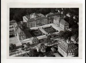 ZZ-0710/ Bruchsal Foto seltenes Luftbild ca.1935 18 x 13 cm