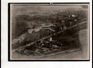 ZZ-5507/ Schorndorf Sägewerk J. Abele seltenes Foto Luftbild 18 x 13 cm