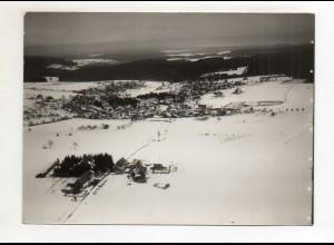 ZZ-0705/ Schömberg Foto seltenes Luftbild 1934 18x13 cm