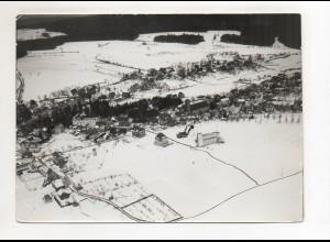 ZZ-0706/ Schömberg Foto seltenes Luftbild 1934 18x13 cm