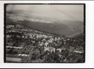 ZZ-0709/ Grumbach b. Engelsbrand Foto seltenes Luftbild 1934 18 x 13 cm