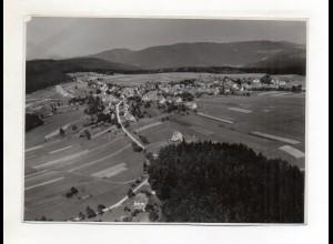 ZZ-1666/ Dobel bei Pforzheim Foto seltenes Luftbild ca.1938 18 x 13 cm