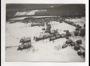 RW-0057/ Dobel Württ. seltenes Foto Luftbild ca. 1935 18 x 13 cm