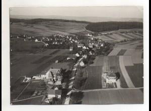 ZZ-4567/ Möttlingen b. Bad Liebenzell Foto seltenes Luftbild ca. 1938 18 x 13 cm