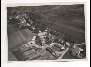 ZZ-1669/ Möttlingen b. Bad Liebenzell Foto seltenes Luftbild ca.1938 18 x 13 cm