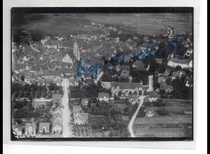 ZZ-4568/ Schorndorf Foto seltenes Luftbild ca. 1938 18 x 13 cm