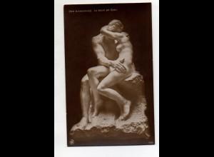 Y12014/ Skulptur NPG Foto AK ca.1912
