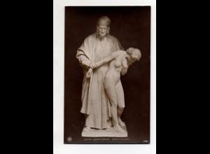 Y12009/ Skulpturen erster Meister Gustav Schmidt NPG Foto AK ca.1912