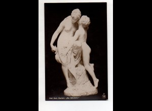 Y12012/ Skulpturen erster Meister Gust. Eberlein NPG Foto AK ca.1912