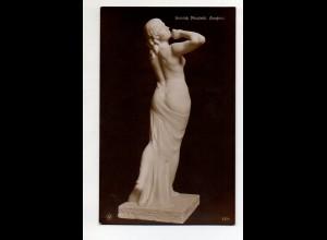 Y12010/ Skulpturen erster Meister Heinrich Missfeldt NPG Foto AK ca.1912