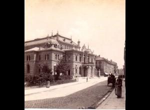 AK-1542/ Innsbruck Stadt-Säle Stereofoto v Alois Beer ~ 1900