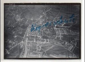 ZZ-0719/ Schorndorf Foto seltenes Luftbild ca.1935 18 x 13 cm