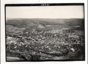 ZZ-0717/ Schorndorf Foto seltenes Luftbild ca.1935 18 x 13 cm