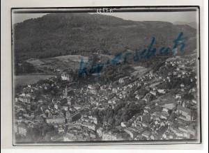 ZZ-0716/ Baden-Baden Foto seltenes Luftbild ca.1935 18 x 13 cm